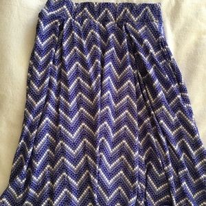 LuLaRoe Skirts - Lularoe full swing style skirt